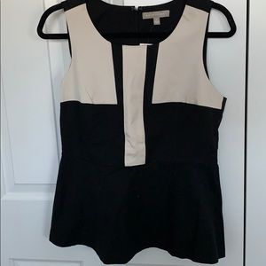 Banana Republic Peplum Blouse